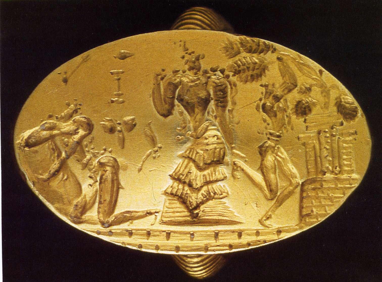 Minoan sex