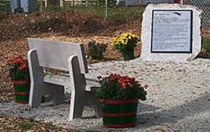 Wessagussett Memorial Garden 2