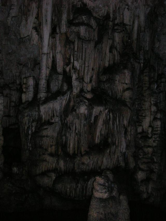 Dikte Cave stone 'figure'