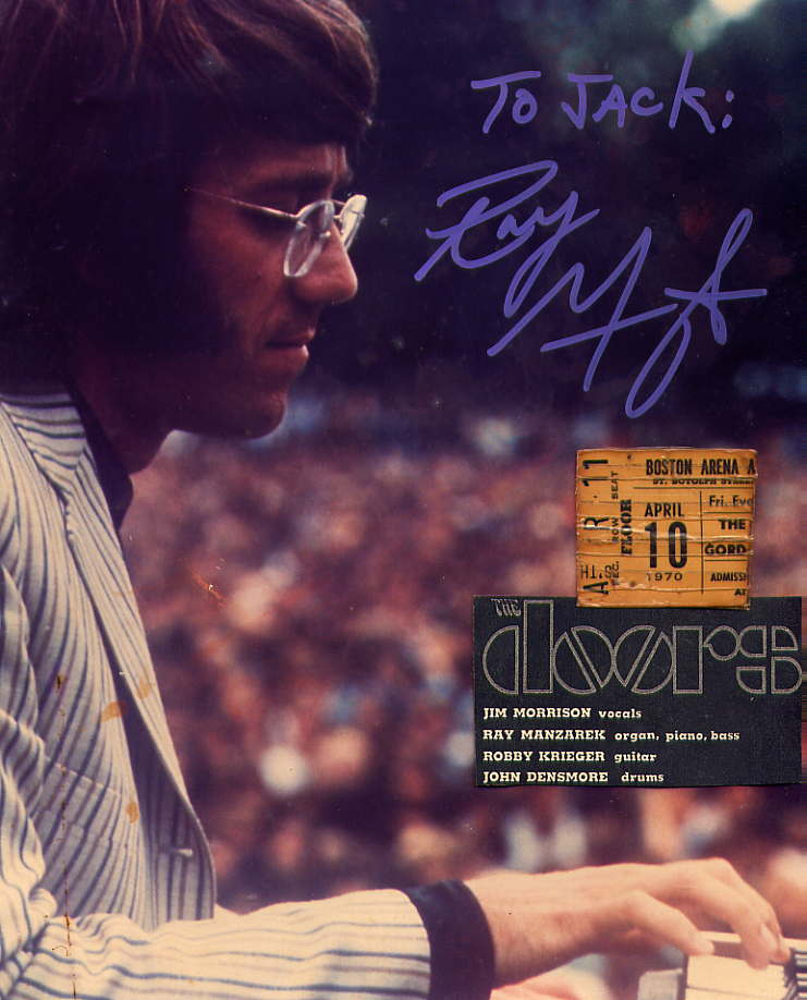 Image & The Doors at Boston Arena 1970\u2014A Fan Remembers | jackdempseywriter