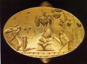 minoan-ring-with-dancers