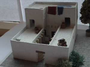 israelite-pillared-4-room-house