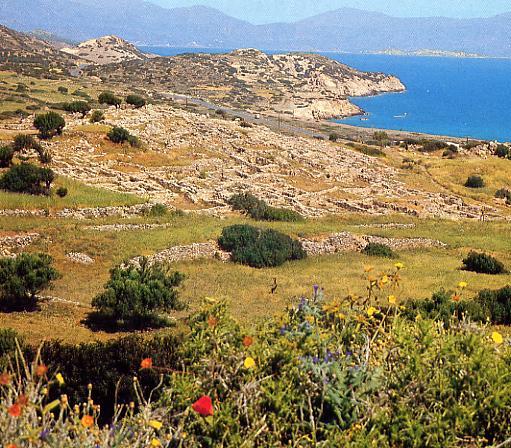 19 Gournia, a Minoan town