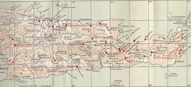 2 eastern Minoan Crete