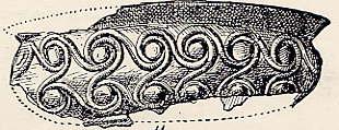 [23] silver bowl fr Byblos, first MM period