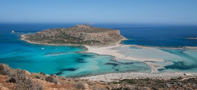 Balos beach Crete (like Pharos)