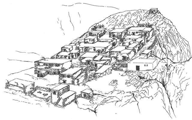 Karfi houses
