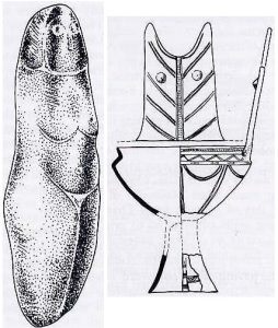 Thapsos early fig, later vase