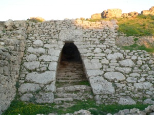 Ugarit gate