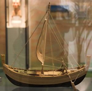 Uluburun ship reconstruction