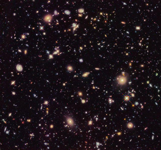 Hubble Deep Field Galaxies a