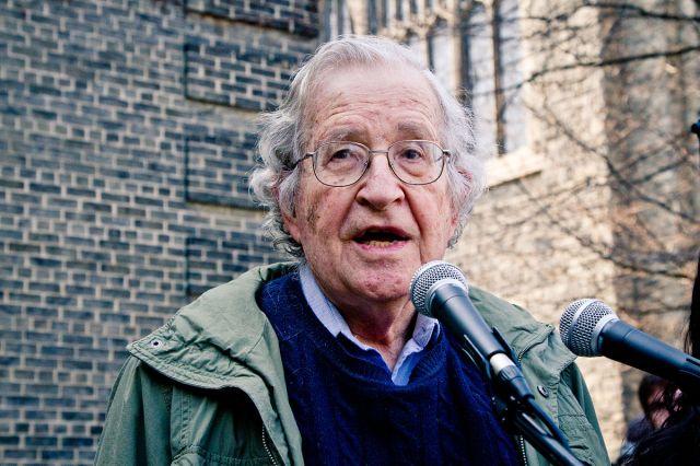 Noam Chomsky 2011