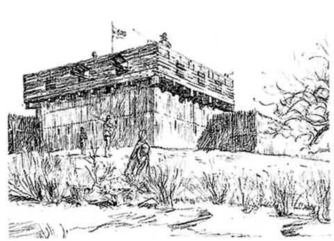 plimoth fort